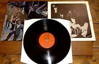 THE DOORS ~ STRANGE DAYS ~ UK ORANGE ELEKTRA MONO LP A1/B1 WITH INNER SLEEVE