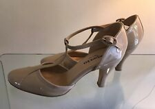 Repetto Baya T-Strap Chaussures Vernies Taille FR39 UK 5.5