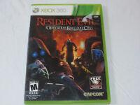 Resident Evil Operation Raccoon City Microsoft Xbox 360, 2012 video game