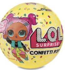 L.O.L. Surprise Confetti Pop Doll Series 3 LOL available now!