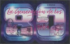 España Spain 5246 2018 La Generación de los 80 MNH