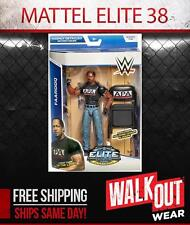 FAAROOQ WWE MATTEL ELITE SERIES 38 BRAND NEW ACTION FIGURE TOY - MINT