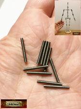 M01078 MOREZMORE HPA 10pcs M2 16 mm All Thread Rod Threaded M2*16 M2x16