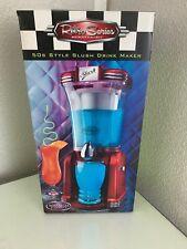 Retro Series 50's Style Slush Drink Maker New Unwanted Novelty Ex Display