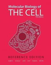Molecular Biology of the Cell by Bruce Alberts.