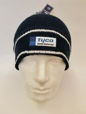 Official Tyco BMW Racing knitted Bobble hat