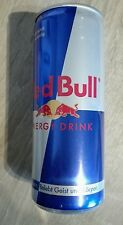 1 Energy Drink lata + red bull Alemania 2002 250ml + barra Empty can