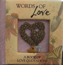 Quotations /Words Of Love A Book Of Love Quotations (Love is forever )