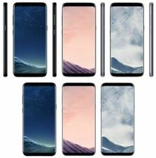 "Unlocked Original Samsung Galaxy S8+ S8 Plus G955F  4G LTE Android 6.2"" with Gif"
