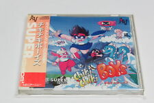 Chiki Chiki Boys Mega Twins NEC PC Engine Super CD-ROM² Turbo Duo-RX * ORIGINAL