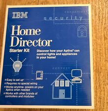 Ibm Home Director Starter Kit Aptiva Home Automation for Lights and Appliances