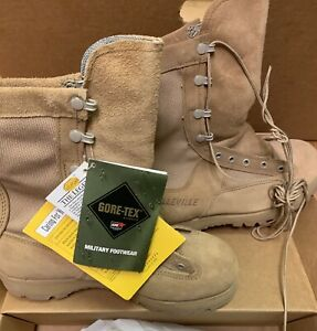 Rocky Made in USA Military Army Desert Goretex GTX 790G Combat Boots 6.5 W