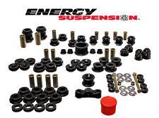 ENERGY SUSPENSION HYPER-FLEX SYSTEM FOR ACURA INTEGRA 94-01 EXC TYPE R ( BLACK )