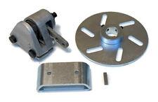 Manual Mechanical Disc Brake Kit Set for Go Kart Cart - Caliper, Bracket, Rotor