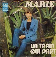 MARIE UN TRAIN QUI PART / LE GEANT FRENCH 45 SINGLE