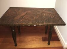 Vintage Retro Vintage Copper Topped Coffee Table