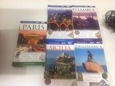 5 GUÍAS VISUALES Europa Distintas Ediciones