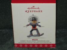 Hallmark 2017 Miles - Disney - Miles from Tomorrowland Ornament - NEW   (BIN #3)