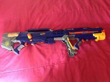 Nerf N-Strike Long Strike CS-6 Blue with bipod