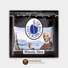 300 Cialde 44mm Ese Filtro carta Borbone Miscela Nera Originale FABER ITALIA