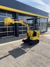 New! Dhe1.3D mini excavator 2,600lb w/6 attachments Diesel kubota 3cyl engine⛽�