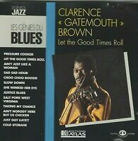 CD LES GÉNIES DU BLUES Vol 76 CLARENCE GATEMOUTH BROWN 2059
