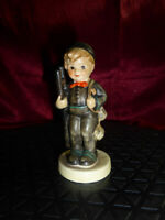 Vintage Goebel Hummel Figurine - Chimney Sweep - Damage repaired - FREE UK P&P