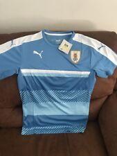 puma uruguay national team Training soccer/futbol  jersey NWT size M mens