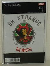 DR STRANGE #1 - Hip Hop Variant - JUAN DOE - Dr Dre The Chronic - BACHALO Marvel