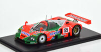 1:43 Spark Mazda 787B Winner 24h Le Mans 1991