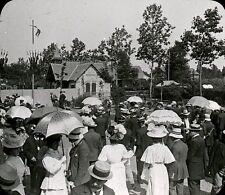 RENNES 1907 - Entre deux Courses - Bretagne Positif Verre 10 x 8 - 35