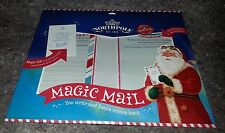 Hallmark Christmas Northpole Magic Mail Ink Letters Santa & Elves Messages FREE