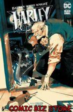 BATMAN WHITE KNIGHT PRESENTS HARLEY QUINN #2 (2020) 1ST PRINT VARIANT COVER