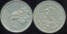 MEXIQUE 5 pesos 1980