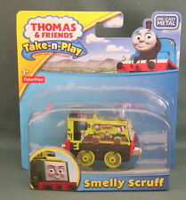 THOMAS & FRIENDS TAKE n' PLAY- SMELLY SCRUFF