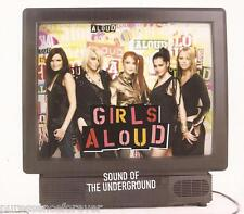 GIRLS ALOUD - Sound Of The Underground (UK Ltd Ed 3 Tk CD Single Pt 2)