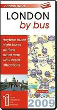 London by Bus, Quickmap, Very Good Book