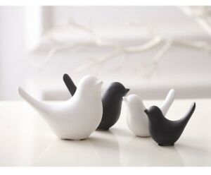 Creative Ceramic Bird Figurine Home Decoration Accessories Ornaments Living Room