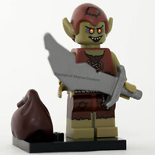 LEGO Minifigures Series 13 Goblin (Removed from packet) NEW - 71008 COL212