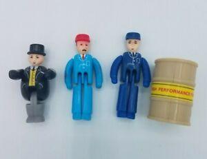 Thomas & Friends Miniature Figurines Sir Topham Hatt, Conductor, Mechanic Lego?