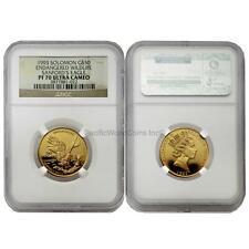 Solomon Islands 1993 Sanford's Eagle $50 Gold NGC PF70 ULTRA CAMEO SKU# 7228