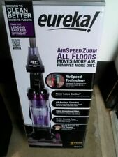 Eureka AirSpeed All Floors Vacuum Cleaner with PET Power Paw AS5210A -New in Box