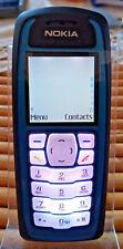 GSM Téléphone Mobile Portable Nokia 3100 Bleu Foncé / Noir