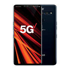 Lg V50 Thinq 5g 128gb Aurora Black Unlocked Smartphone - Very Good