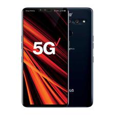 LG V50 ThinQ 5G 128GB Aurora Black Unlocked Smartphone