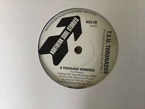 A THOUSAND WONDERS - T.S.U TORONADOS
