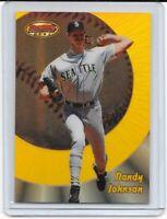 1998 Bowman's Best REFRACTOR Randy Johnson 326/400 Mariners Diamdonsbacks HOF