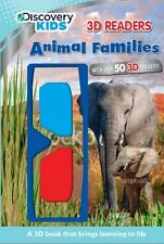 Animal Families (Discovery Kids) (Discovery 3D Rea