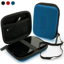 Blue Case Cover for WD My Passport Elite Hard Drive Suitable for 250gb - 640gb