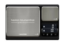 Heston Blumenthal Precision by Salter Dual Platform Scale 10kg / 200g Black